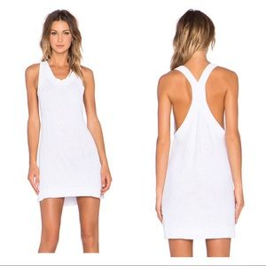 One Teaspoon Salty Sailor Cotton Racerback Dress